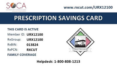 Prescription Savings Card